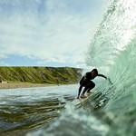 Surf en la Playa de Barinatxe / La salvaje