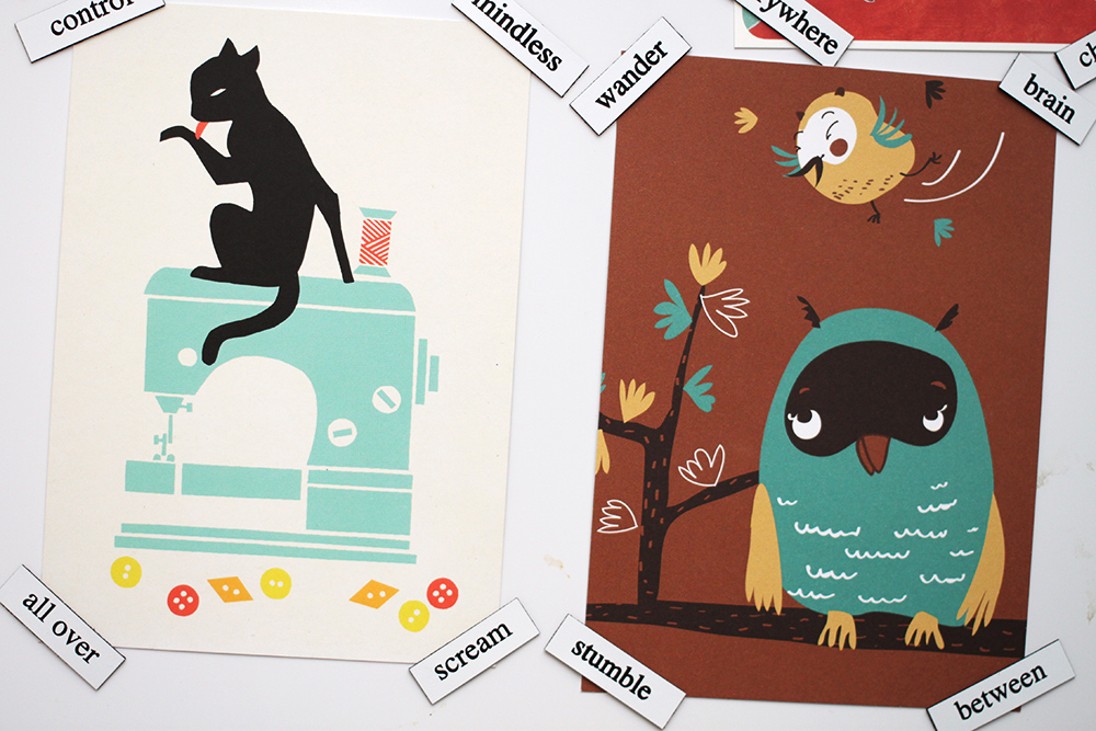postcard postikortti