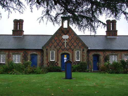 Sir William Petre almshouses