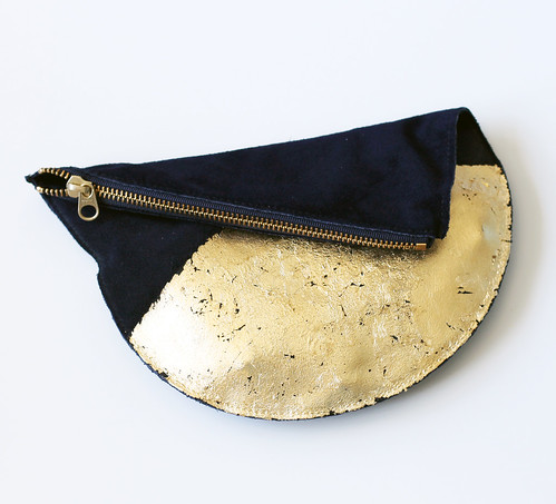 Gold Clutch Kit from Darby Smart designed by Casey Starks from Vitamini Handmade