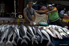 Petak Sembilan Street Market