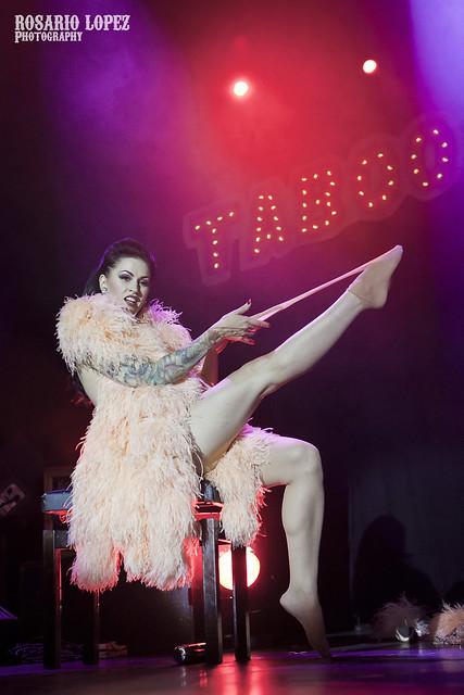 Taboo - LouLou D'Vil