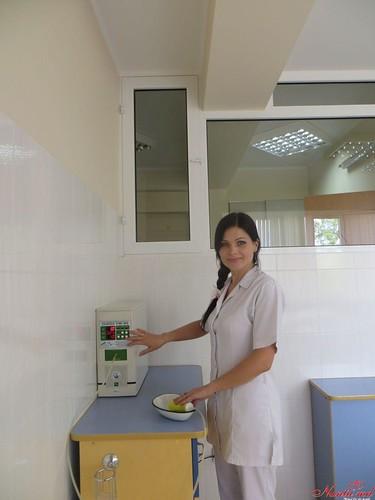 APTOS Excellence Visage N10 - cadou laser epilare zona intima ! > Анжела Георгиу.  Медицинская сестра процедурного кабинета