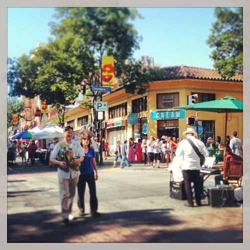 Telegraph Ave Berkeley