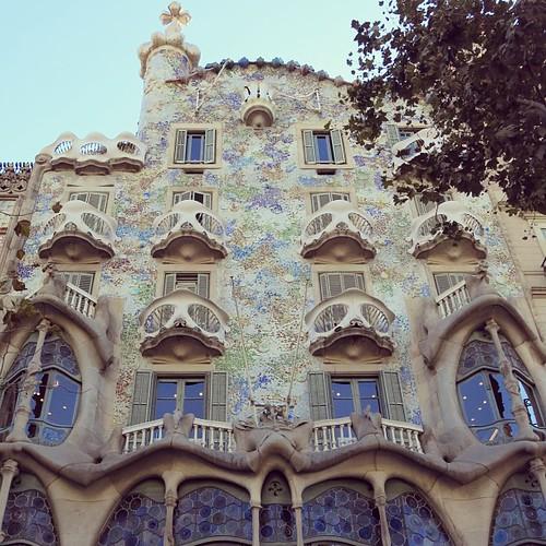♡ ♡ ♡ #casabatllo #barcelona