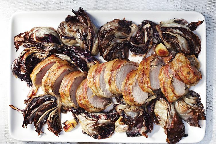 Pancetta Wrapped Pork Tenderloin on Food52