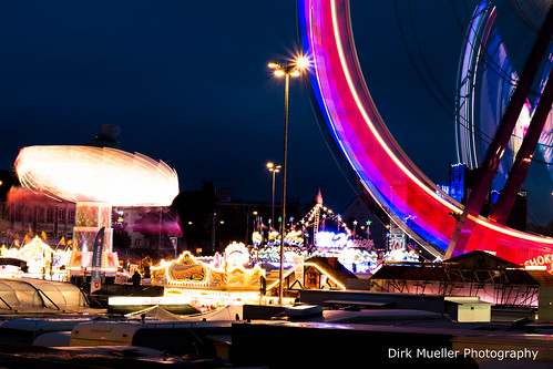 Spinning Around by Dirk Mueller Photography