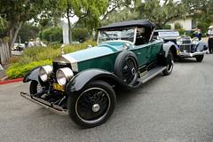 Rolls-Royce Silver Ghost Merrimac Piccadilly 1925 2