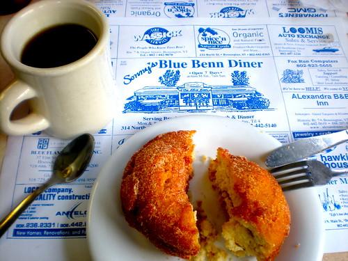 Blue Benn Diner breakfast appetizer