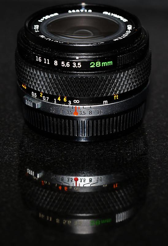 Canon 28mm f/1 8 Sharpness