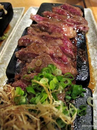 Hot Stone Kobe Beef