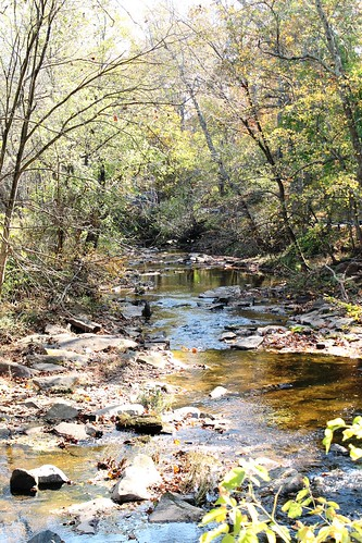 Image of Dry Seneca Creek