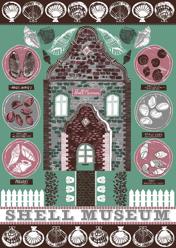 Shell Museum by Alice Pattullo
