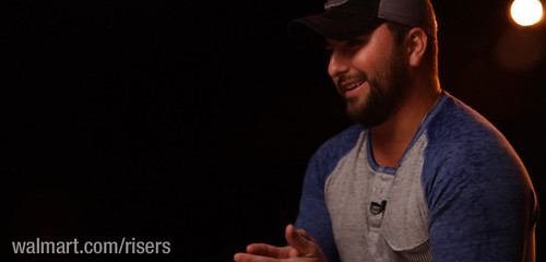 Tyler Farr Goes Redneck Crazy with Walmart Risers