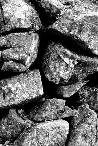 Olmec wall