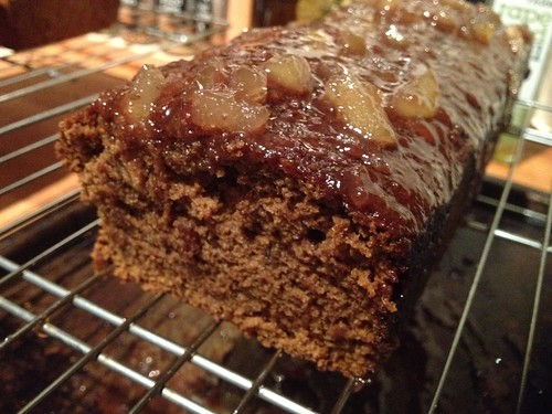 Spiced Ginger and Honey Cake
