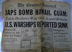Courier Journal Dec. 8, 1941