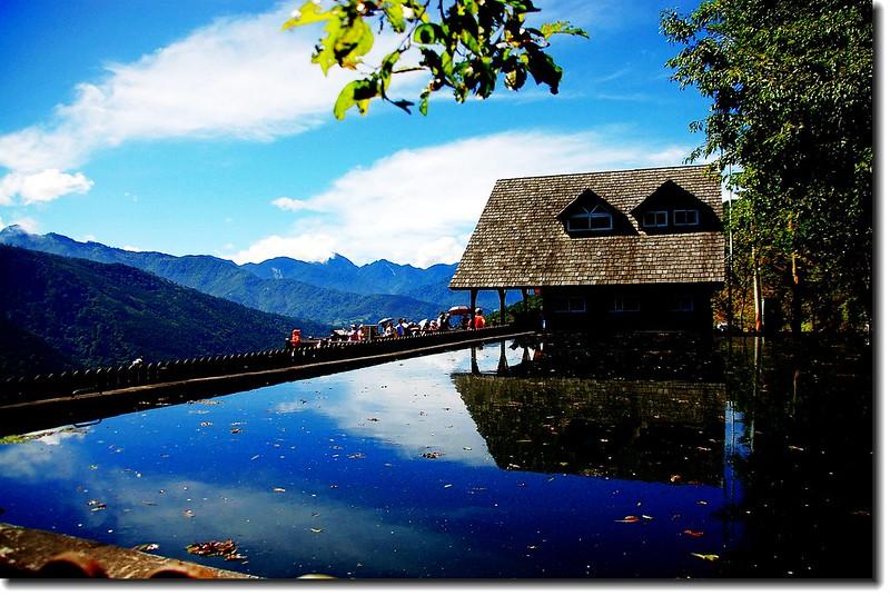 大水池登山口 2