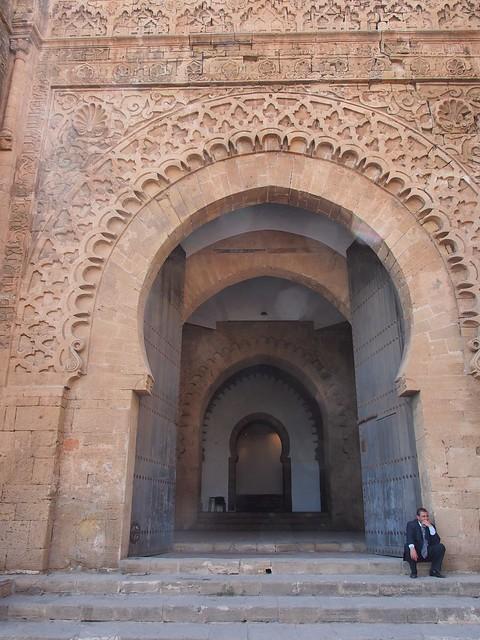 Kasbah des Oudaias 烏達亞城堡