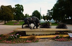Dax, parc Theodor Denis ou parc des Arenes