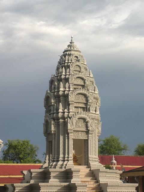 At Silver Pagoda, Phnom Penh #3
