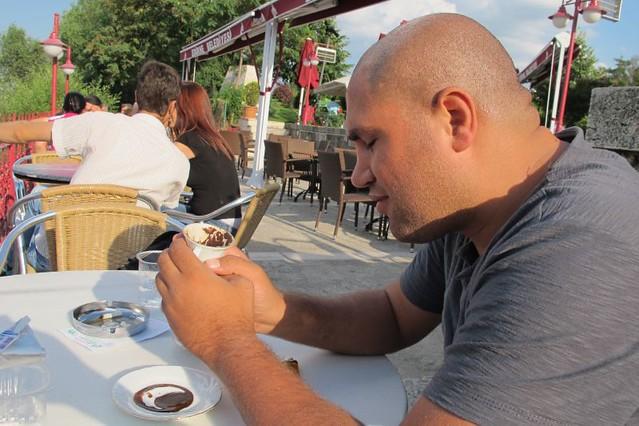 Turkish coffee fortune teller:)