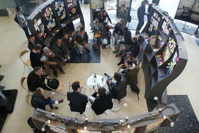 Toulouse numérique à l'Université Toulouse 3 pendant La Novela 2013