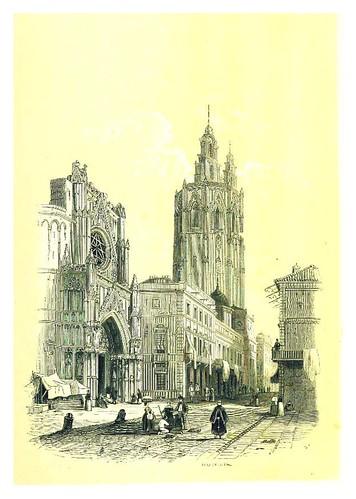025-Valencia-La Spagna, opera storica, artistica, pittoresca e monumentale..1850-51- British Library