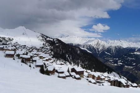 Aletsch Arena: jedinečné panorama pro nenáročné lyžaře