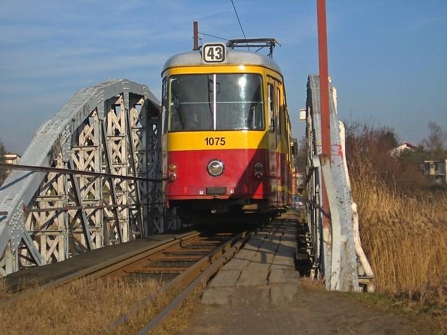 tramwaj nr 43