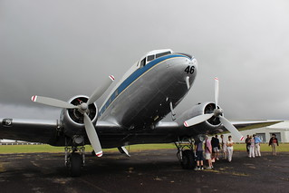 Fly DC3 Ardmore