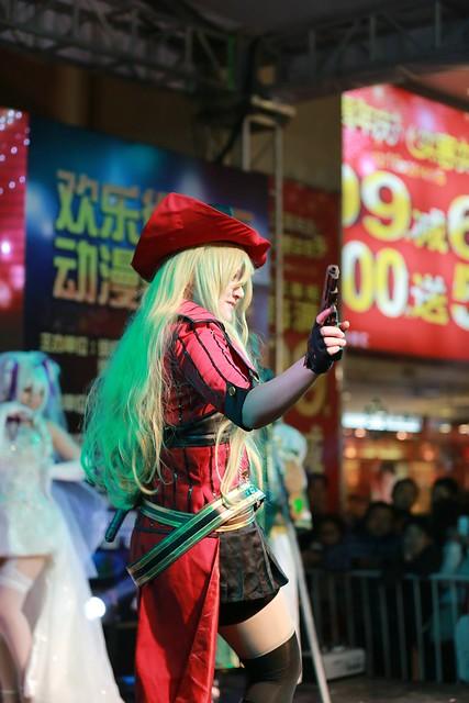 WCS上海赛区跨年活动全记录-星宫动漫