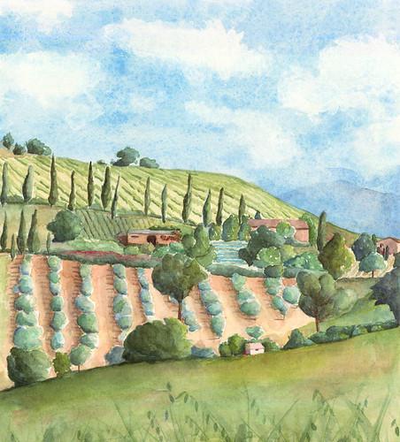 tuscany 1998