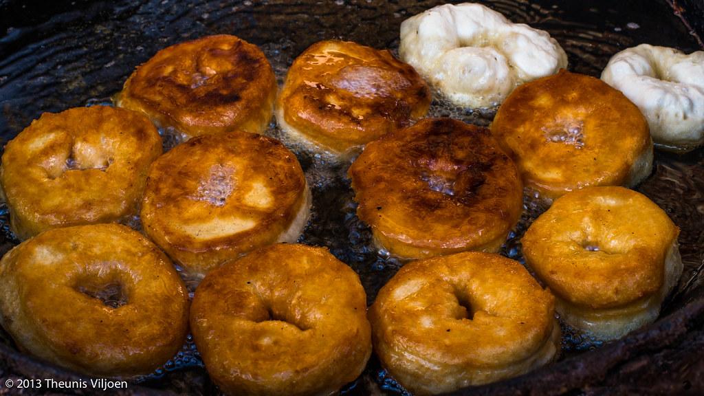 Sfenj - Moroccan Doughnuts - I