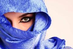 l'uso del blu