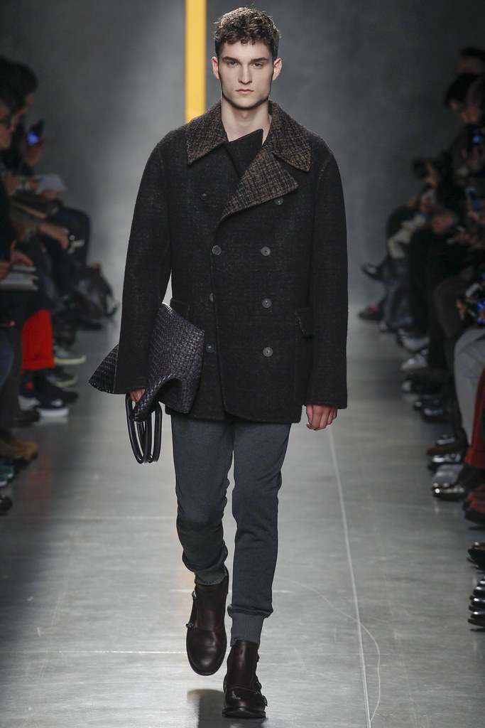 FW14 Milan Bottega Veneta007_Jonas Binder(VOGUE)
