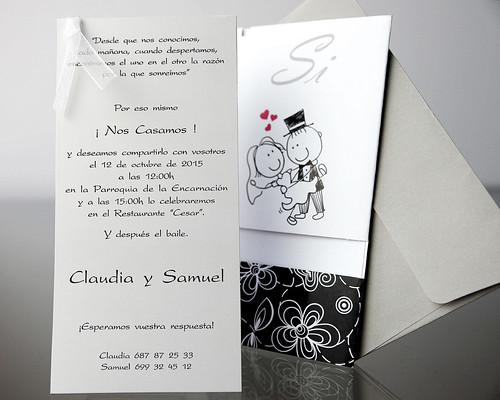 Invitaciones De Boda Oviedo Gijon Aviles Mieres - Ver-invitaciones-de-boda