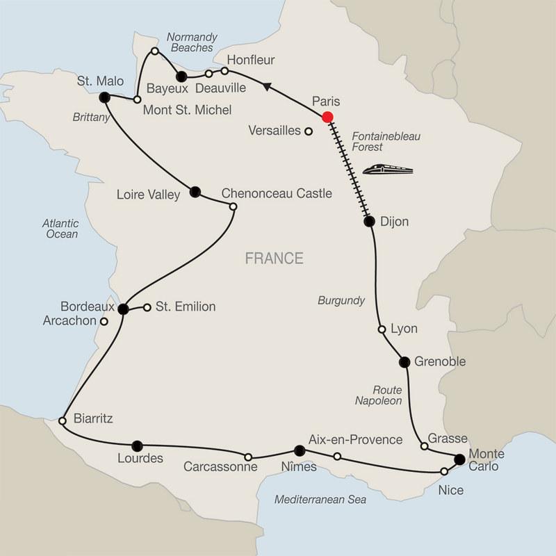 France-2014 - France Tour