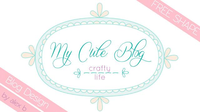 risorsa grafica, logo grais per il blog, blog design, colori pastello, scalopped-logo-header