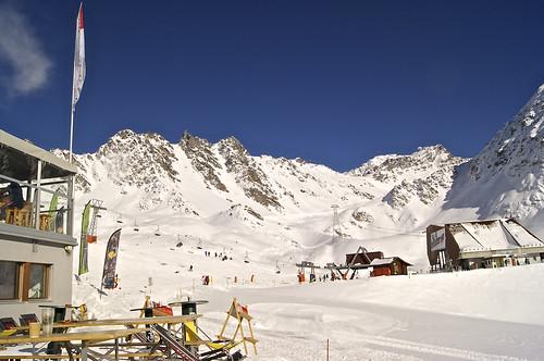 Verbier ski station