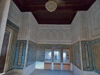 Barber Mosque in Kairouan, Tunisia - December 2013