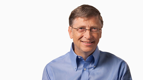 Bill Gates by johannesmarliem78