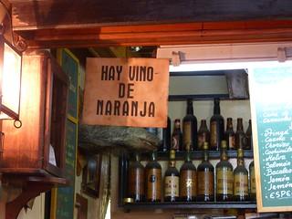Hay vino de naranja (La Goleta de Álvaro Peregil)
