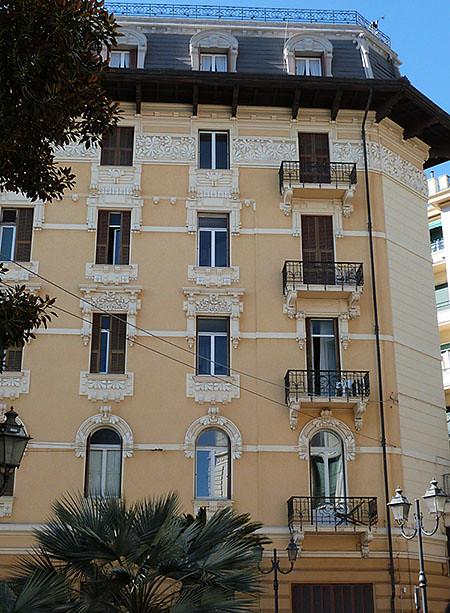 façade san remo