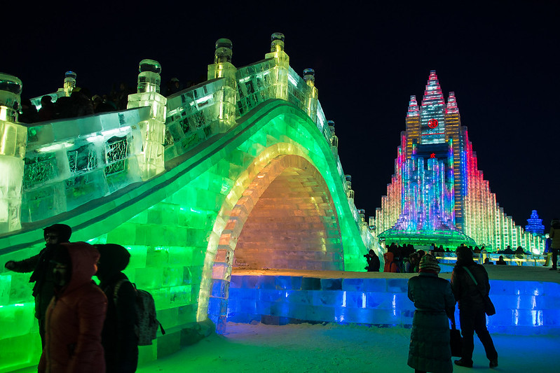 Harbin - Ice and Snow World - 2014