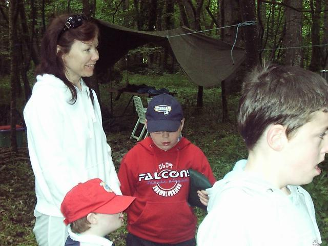 Special Class Camping 2007-2008