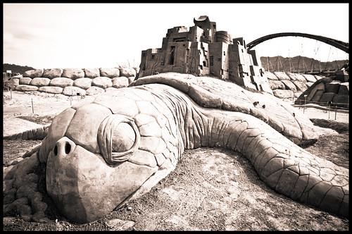 2014 Sand Sculpture Festival