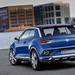 Volkswagen T-ROC Concept Rear View