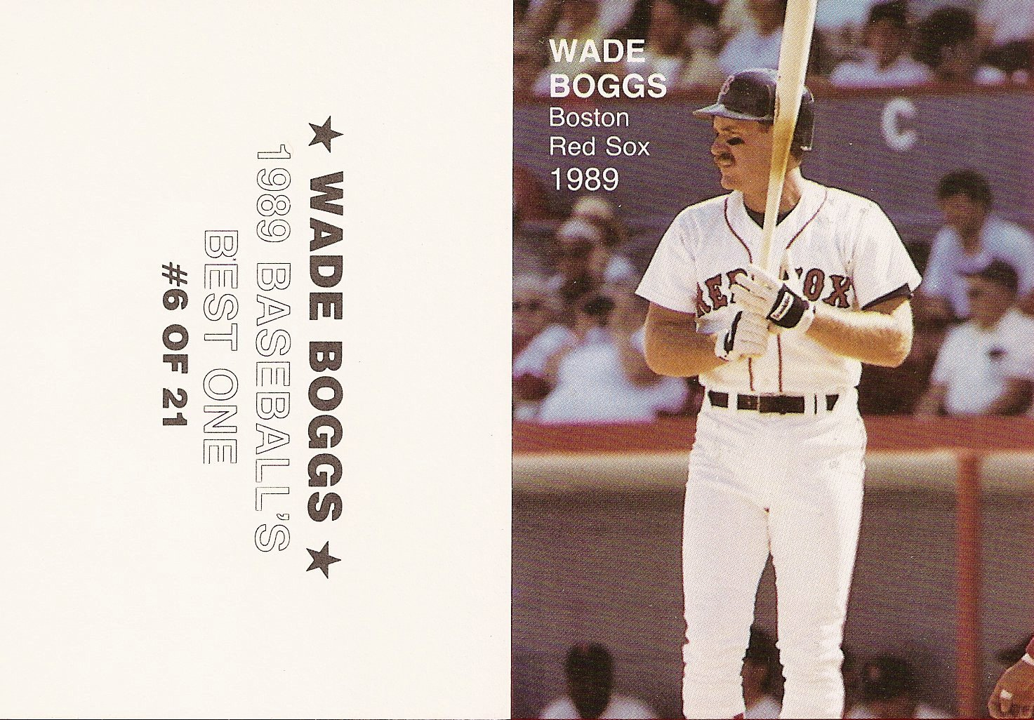 1989 Baseballs Best One