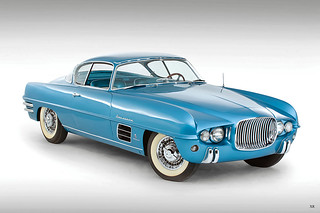 1954 ... Dodge-Firearrow III by: Ghia